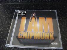*I Am Chipmunk Cd Platinum Edition*