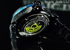 Invicta 300M Triple Stealth Combat Grand Diver Automatic 3D Case & Dial Watch