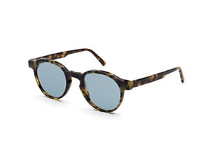 Sonnenbrille Retrosuperfuture super Andy Warhol Havanna blau AI4