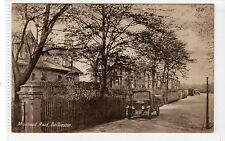 MUIRHEAD ROAD, BAILLIESTON: Glasgow postcard (C18490)