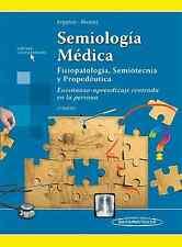 Semiología Médica. Fisiopatología,  Argente, Alvarez 2ed   ebooock digital