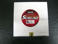 SUNLINE SUPER NATURAL 16# 3000YDS CLEAR MONO