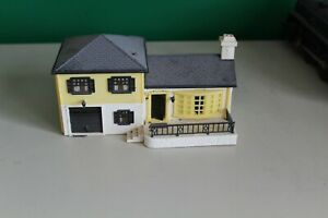 Plasticville house Ho scale
