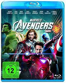 Marvel's The Avengers [Blu-ray] von Joss Whedon | DVD | Zustand gut