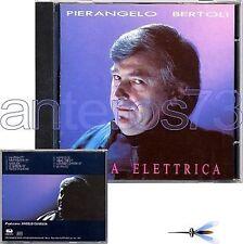"""PIERANGELO BERTOLI """"SEDIA ELETTRICA"""" RARO CD 1989 - FUORI CATALOGO"""