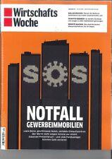 WirtschaftsWoche, 44/2020 - Notfall Gewerbeimmobilien +++ wie neu +++