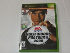 EA Sports Tiger Woods PGA Tour 2005 XBOX E-Everyone Online Enabled Pre-Owned