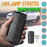 99900mAh 2 USB Starthilfe Auto KFZ Ladegerät Jump Starter Booster LED Power Bank