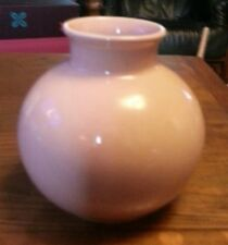 POOLE small pink 10cm bud vase Excellent Condition FREE P&P $