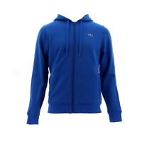 LACOSTE SH7609-BP3 MEN FULL ZIP HOODIE