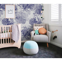 Peonies Removable wallpaper purple and white wall mural traditional
