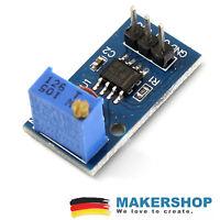 NE555 Frequenz Impulsgeber Pulsgenerator Taktgeber Zeit Modul Arduino Raspberry