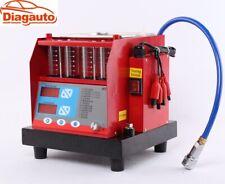 Car Washing Tool 220V/110V 4 cylinder Fuel Injector tester & ultra Cleaner MST30