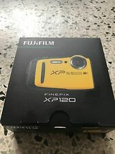 Fujifilm FinePix XP120 - 16.4 Megapixel Waterproof Digital Camera
