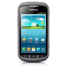 Samsung Galaxy Xcover 2 X Cover 2 Gt-S7710 - Grau - Inkl. 8GB Mircrosd - Wie Neu