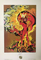 Marvel:Majestic Mephisto Limited Edition Lithograph to 2500 Signed by Stan Lee