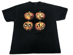 Vintage Kiss T Shirt Halloween 2000 Double Side Band Tee Rock Tour Album Concert