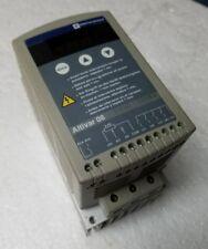 1pc Used Schneider inverter 0.37KW 220V ATV09HU09M2 tested good refurbished
