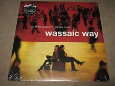 SARAH LEE GUTHRIE JOHNNY IRION Wassaic Way SEALED Vinyl LP 2013 +Download Wilco