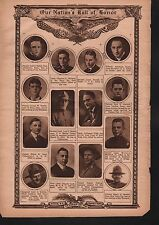 World War I Roll of Honor 1918 Deaths of Heros WWI #56