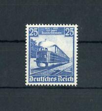 Deutsches Reich Nr.582 ** 25Pfg. EISENBAHN 1935 ME 45,-++ !!! (124328)