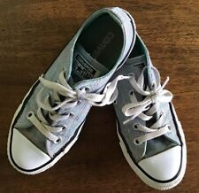 CONVERSE Shoes Women's Size 6 Multi Colored canvas, All Star, GUC, Low Top