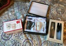 3 SETS Wedding Gifts For COUPLES-CHAMPAGNE FLUTES, COFFEE & TEA MUGS NEW IN BOX