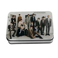 Kpop Seventeen Polaroid Photo Card 3rd Album HD Photograph Lomo Cards Poster