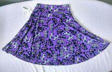 New Girl's Size 8 LuLaRoe Purple Skirt