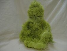 "Dr Seuss Grinch Bean Bag Plush 11"""