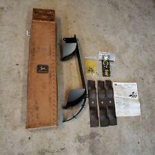 """John Deere BM17876 38"""" 3-blade Mulch Kit Commercial Walk Mower NEW FREE S&H"""