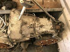 Jaguar S-Type Manual Gearbox Petrol