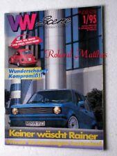 VW SCENE 1-95+VW OVALI KÄFER+KARMANN GHIA TYP 14+65er BUS+GOLF CABRIO+BUGGY+POLO