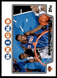 2008-09 Topps Nate Robinson New York Knicks #113