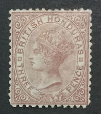 MOMEN: HONDURAS SG #8 P12.5 CROWN CC UNUSED LOT #193452-2198