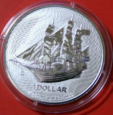 "Cook Islands 1 Dollar 2020 Silber 1 Oz #F3802 ""Bounty"" New Generation ST-BU"