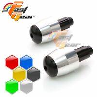 TFG 6 Color BEC CNC Billet Bar Ends Sliders For Kawasaki ZX6R 636 600 2004-2008