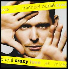 MICHAEL BUBLE - CRAZY LOVE CD ~ BIG BAND / SWING / JAZZ ~ RON SEXSMITH *NEW*
