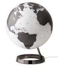 Black Antique World Politicals Globes