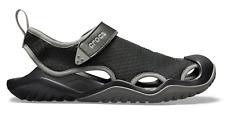 Crocs Herren-Sport-Freizeit-Sandalen Hombre Swiftwater™ Malla Deck Sandalia