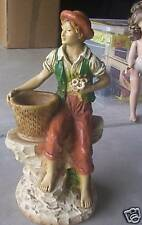 Beautiful BIG Universal Statuary Holland Boy Statue