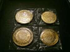 10 und 20 Cent Stück aus Malta 2008 uncirkuliert bankfrisch