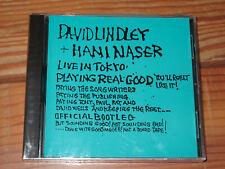 DAVID LINDLEY & HANI NASERL BOOTLEG / USA ALBUM-CD OVP! SEALED!