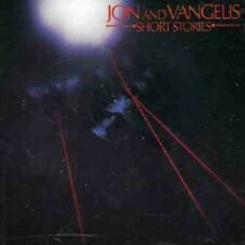 Jon And Vangelis Short Stories CD NEW SEALED I Hear You Now/A Play Within A Play