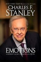 Emotions : Confront the Lies. Conquer with Truth by Charles F. Stanley