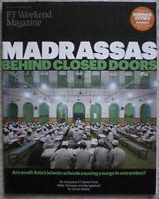 Madrassas – Asia's Islamic Schools - FT Weekend magazine – 31 October 2015