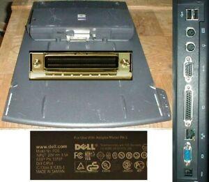 Dell PDS Latitude C/Port Docking Station 53181 17866 stand C CP CPI C600 C800