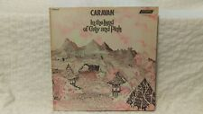 Caravan In The Land of Grey and Pink Promo Copy Vinyl Record