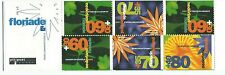 1992 Stamp Booklet Flowers 3 values in blocks of 4 Complete MUH/MNH Issue PB 45