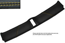 Amarillo Stitch hardtop roof top Panel Skin Tapa se ajusta Porsche 986 Boxster 96-04
